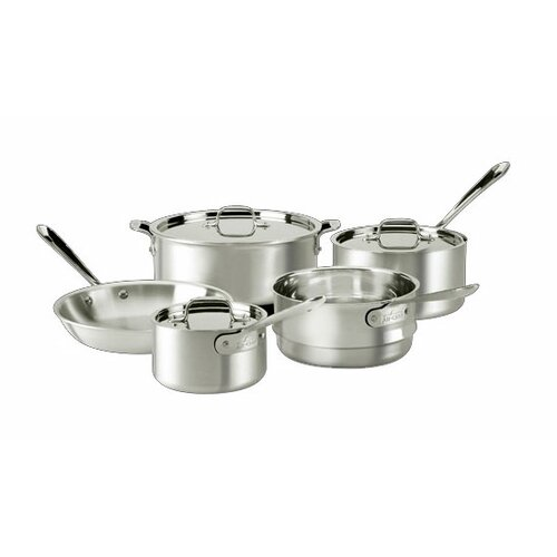 Master Chef 2 8-Piece Cookware Set