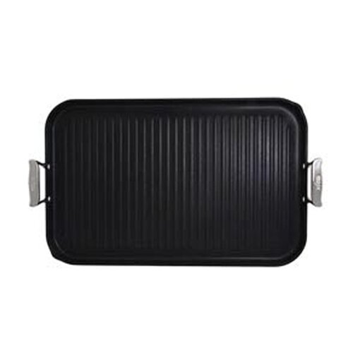 """All-Clad Specialty Cookware 20"""" x 13"""" Non-Stick Grill Pan"""