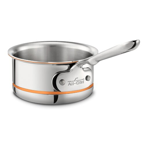 All-Clad Copper Core 0.5-qt. Butter Warmer