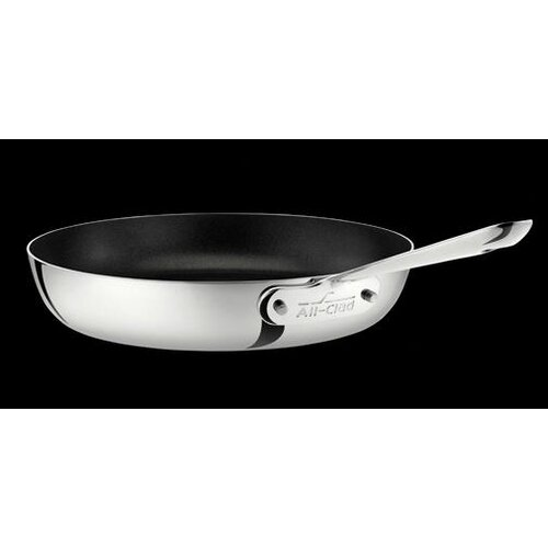 Stainless Steel Nonstick French Skillet