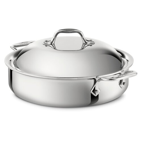 how to clean all clad non stick pans