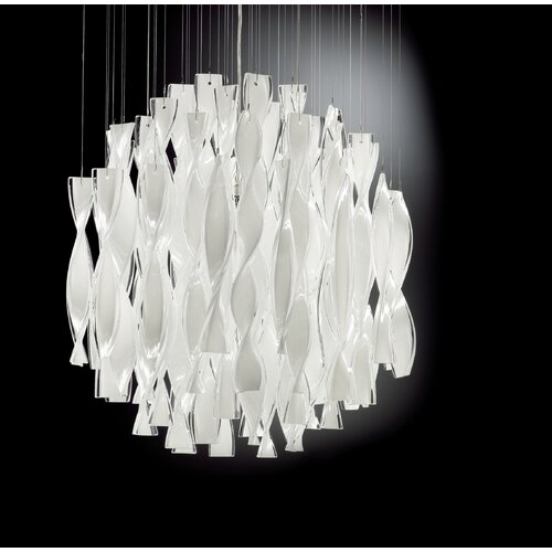 Avir Small Semi Flush Mount