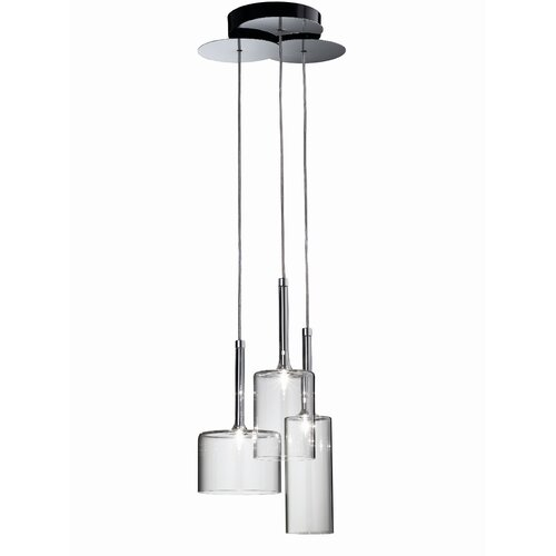 Axo Light Spillray 3 Light Chandelier
