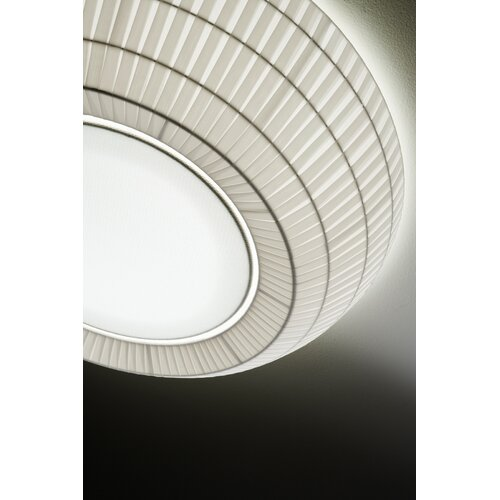 Bell Flush Mount (Fluorescent)