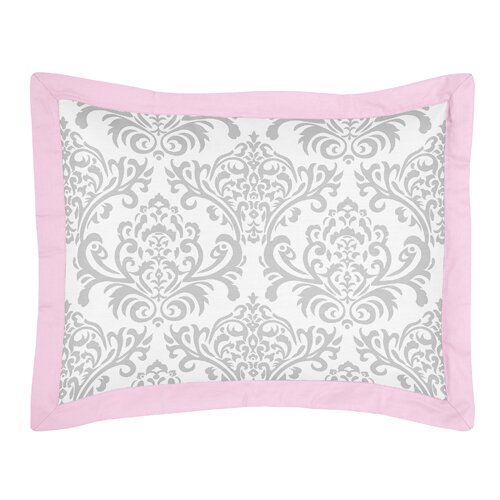 Sweet Jojo Designs Elizabeth Standard Pillow Sham