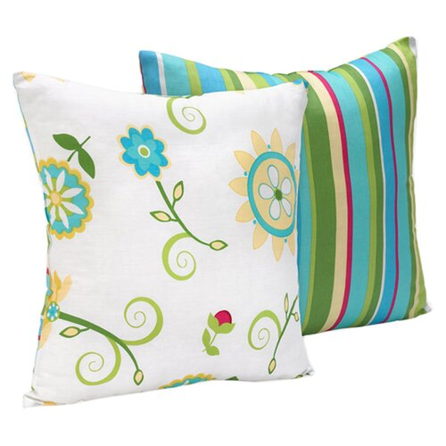 Sweet Jojo Designs Layla Decorative Pillow