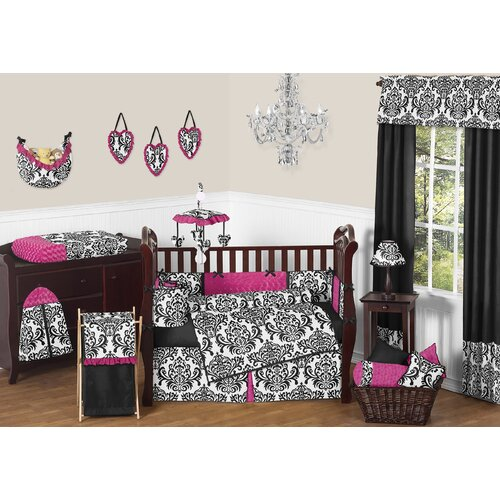 Sweet Jojo Designs Isabella 9 Piece Crib Bedding Set