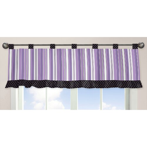 "Sweet Jojo Designs Kaylee 84"" Curtain Valance"