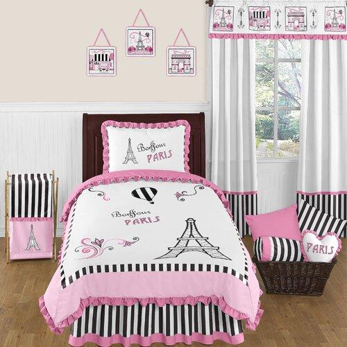 Paris 4 Piece Twin Bedding Set