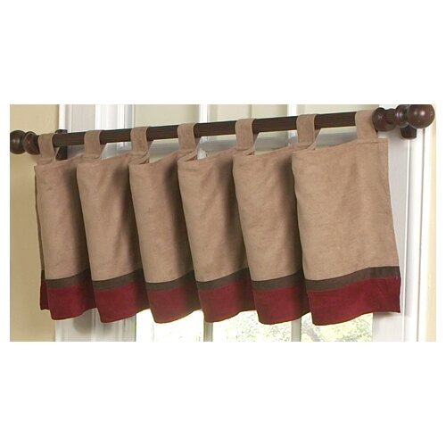 "Sweet Jojo Designs All Star Sports 84"" Curtain Valance"