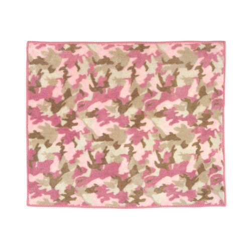 Sweet Jojo Designs Camo Pink Collection Floor Rug