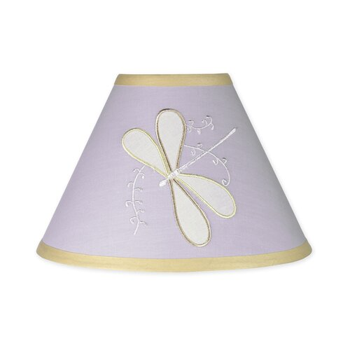 "Sweet Jojo Designs 10"" Dragonfly Dreams Lamp Shade"