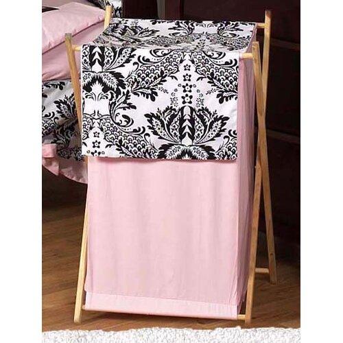 Sweet Jojo Designs Sophia Laundry Hamper