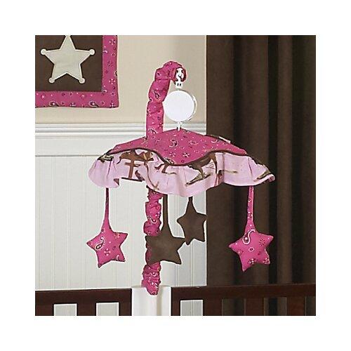 Sweet Jojo Designs Cowgirl Musical Mobile