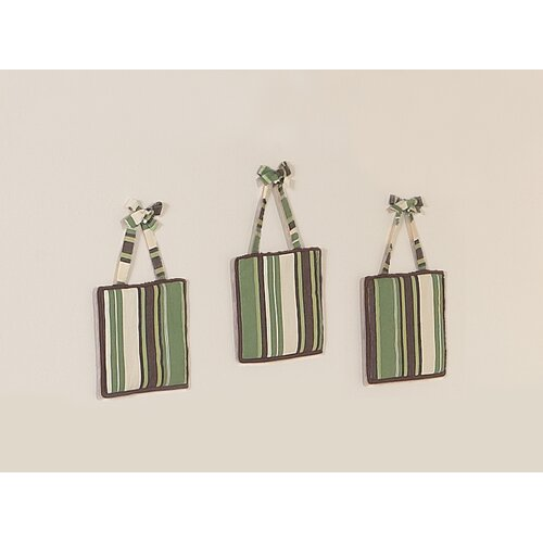 3 Piece Ethan Collection Wall Hanging Set