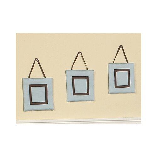 Sweet Jojo Designs 3 Piece Hotel Hanging Art Set