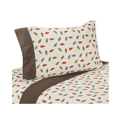 Sweet Jojo Designs Forest Friends Sheet Set