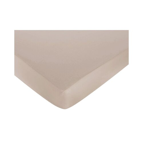 Solid Fitted Crib Sheet