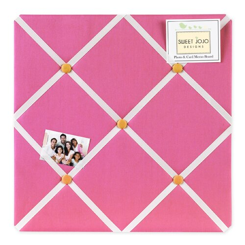Sweet Jojo Designs Butterfly Memo Board