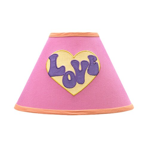 "Sweet Jojo Designs 10"" Groovy Lamp Shade"