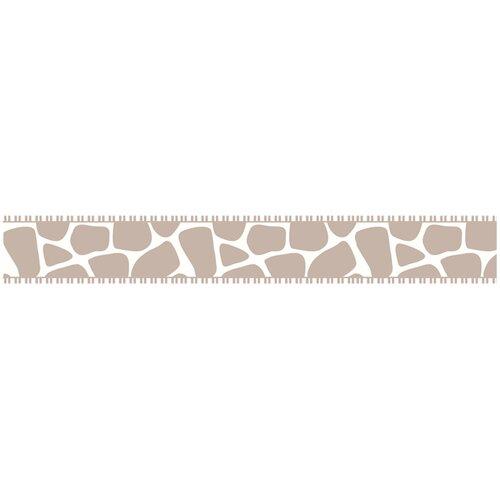 Sweet Jojo Designs Giraffe Animal Print Wallpaper Border