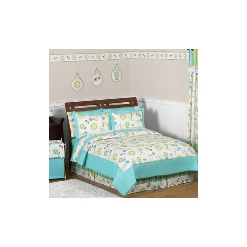 Layla Collection Twin Bedding Set