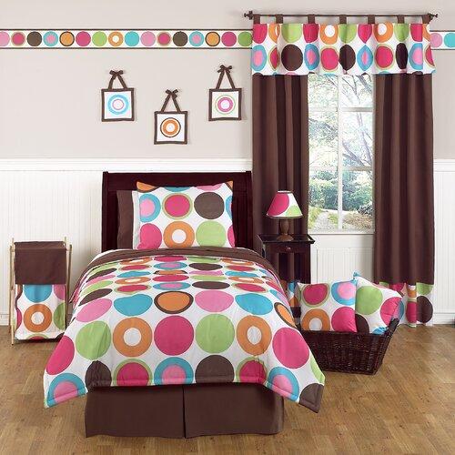 Deco Dot Comforter Set