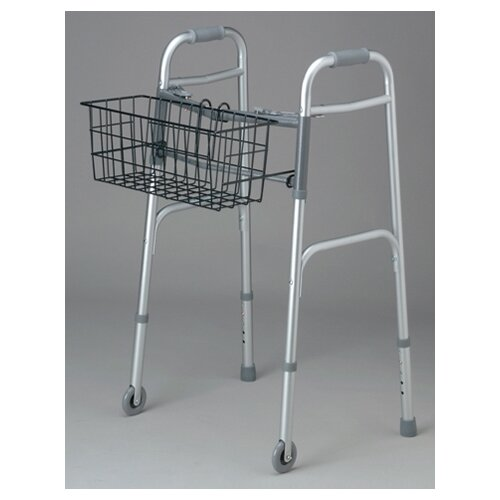 Medline 2-Button Walker Basket