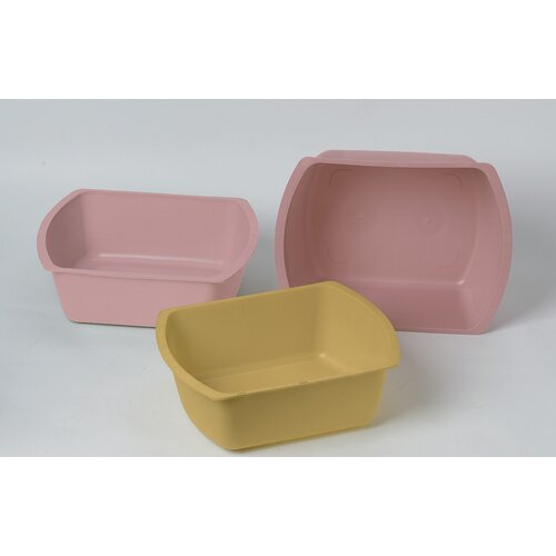 Rectangular Wash Basins