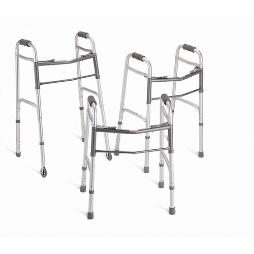 Medline Deluxe Junior Folding Walker