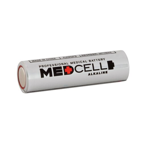 Medline Medcell AA Alkaline Battery 144 Count