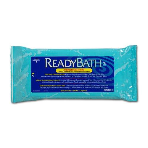 Ready Bath Antibacterial Premium Scented Cloth