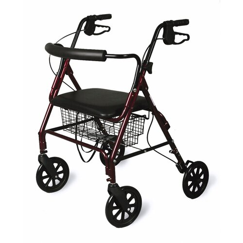 Medline Bariatric Rolling Walker