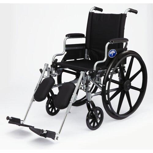 Medline Excel K4 Basic Standard Wheelchair