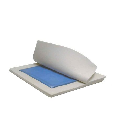 Medline Gel Foam Pressure Redistribution Cushion