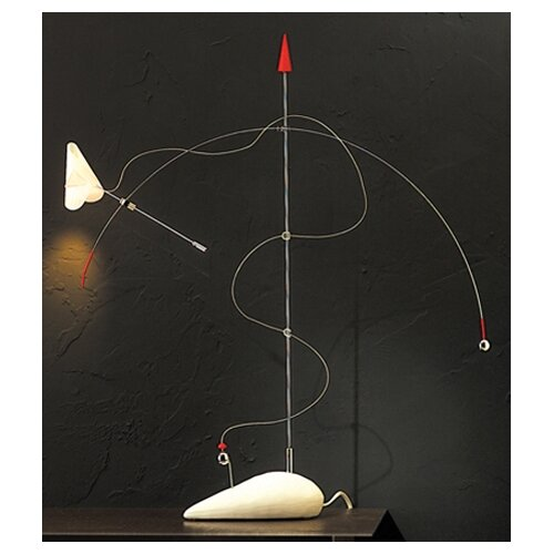 "Lucifero Illuminazione Titivilus 25.5"" H Table Lamp"