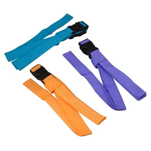 Yoga Direct Deluxe Yoga Mat Harness Sling in Blue