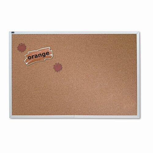 Quartet® Cork Bulletin Board