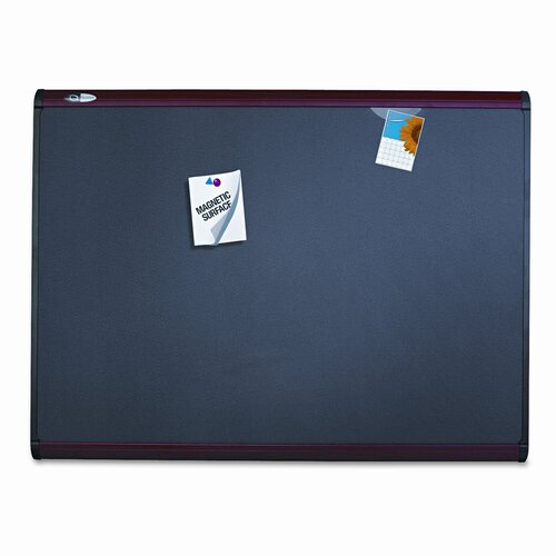 Quartet® Prestige 4' x 6' Bulletin Board