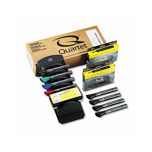 Quartet® Dry Erase Marker Caddy Kit