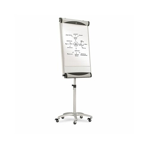 Quartet® Premium Mobile Magnetic Dry Erase Easel