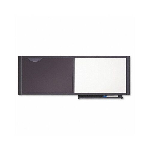 Quartet® Combo Whiteboard and Bulletin Board
