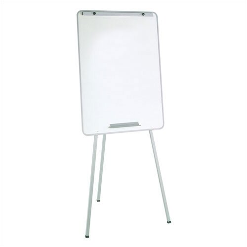 "Quartet® Oval Office Presentation 3' 4"" x 2' 5"" Whiteboard"