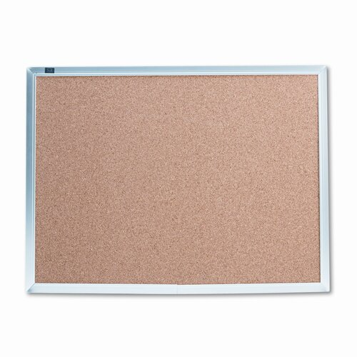 Quartet® Cork Bulletin Board