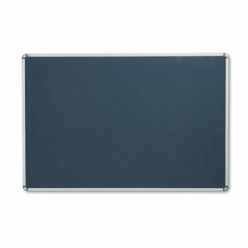 Quartet® Euro-Style 4' x 6' Bulletin Board