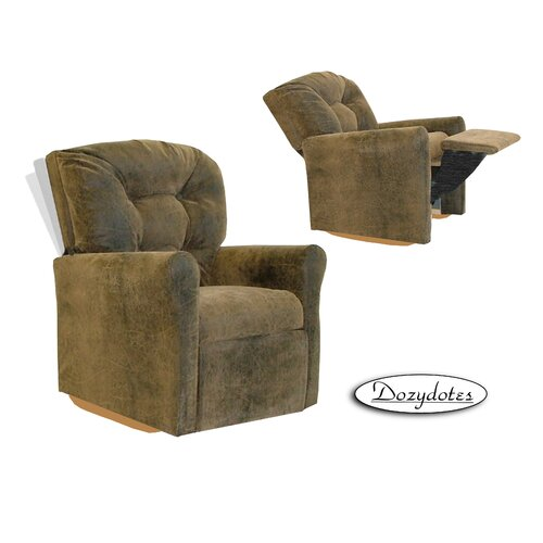 Dozydotes Four Button Kid's Recliner