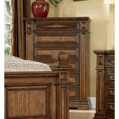 Marbella 6 Drawer Chest