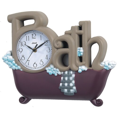New Haven Bath Clock
