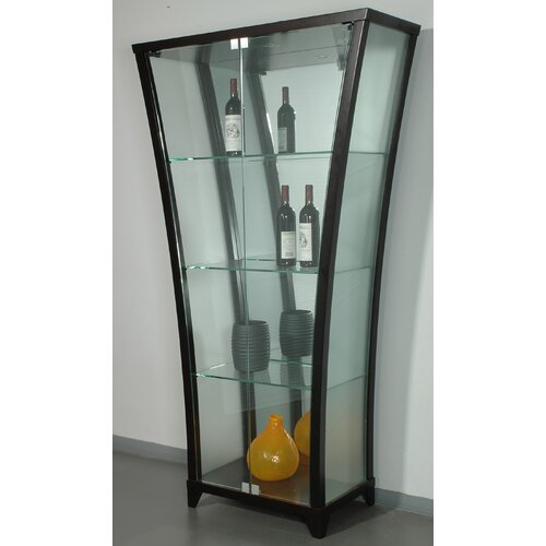 Chintaly Imports Flair Curio Cabinet