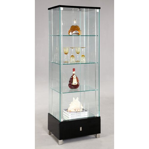Chintaly Imports Curio Cabinet